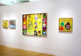 Rik van Iersel | Recent Paintings, installation view