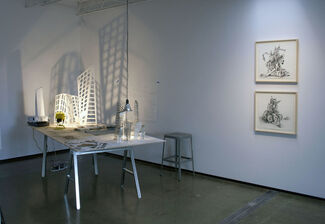Notes On A Tower: Nicola López, installation view