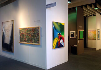 Jerald Melberg Gallery at The Armory Show 2014, installation view
