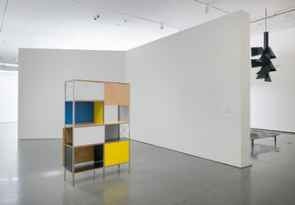 Martin Boyce: When Now is Night, installation view