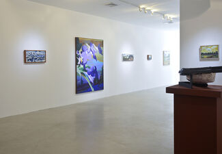 Richard Lytle and Bernard Chaet, installation view