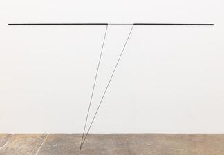 Catherine MacMahon: Lines, installation view
