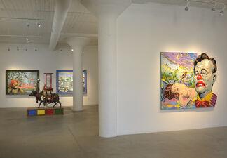 Sic Transit Gloria Mundi, installation view