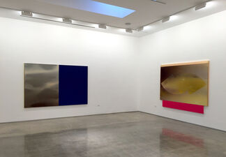 Driving Sunset, installation view
