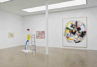 A New Way of Walking, installation view