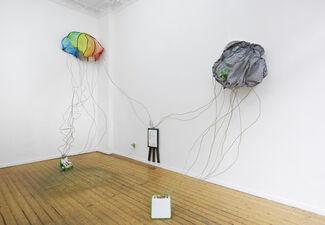 Matt Goerzen: Low Floor, No Ceiling, installation view
