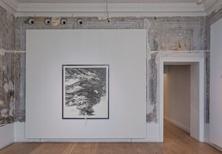 Burcu Yağcıoğlu, 'Born of the Interface', installation view