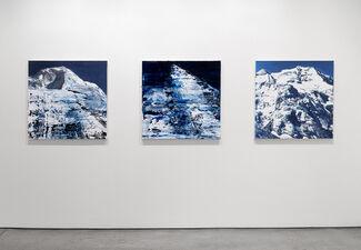 Michael Kagan - Death Zone, installation view