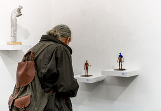 Dimensions - Pol Ballonga, installation view