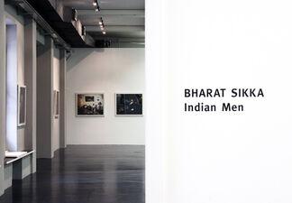 Indian Men, installation view