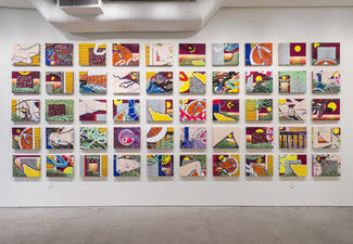 Happy Place, installation view