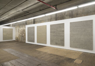 Jennifer Guidi: Field Paintings, installation view