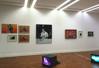 Instant Image   Soft Power 2016 Female Artists Group Exhibition, installation view