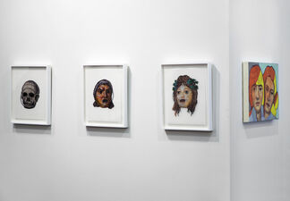 Cherry and Martin at The Armory Show 2015, installation view