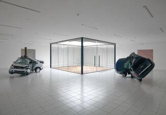 Dirk Skreber, installation view