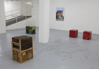 Familiar abstractions, installation view