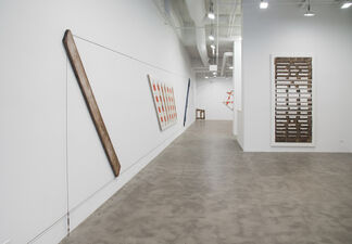 New Order, installation view