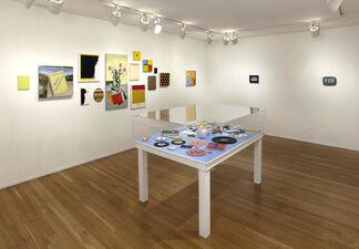 Richard Baker: Holiday, installation view