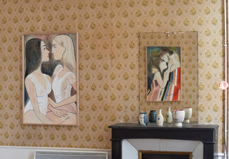 L'Amour, installation view