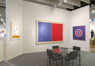 Hollis Taggart Galleries at The Armory Show 2017, installation view