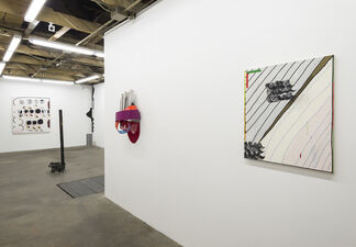 We Like Explosions, installation view