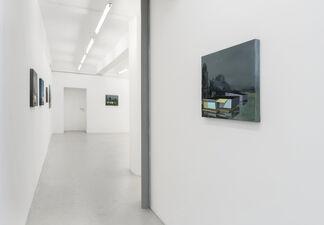 Ulf Puder - Verbergen der Kunst, installation view