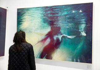 """""""Under Water"""" (II) by Susanne Stemmer, installation view"""