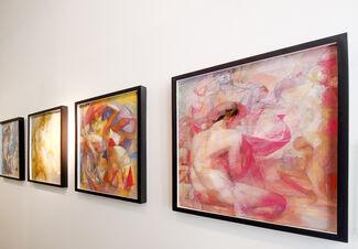 Paul Gildea presents 'Women of Artistic Sophistication', installation view