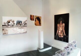 Mark Hachem Gallery at Art Stage Singapore 2014, installation view