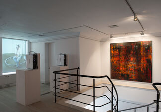 Red Tape, installation view