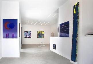 Dancing Goddesses, installation view