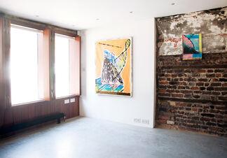 Jon Pilkington, installation view