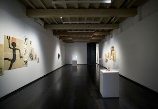 """""""Meridianos"""" by Sandra Vásquez de la Horra, installation view"""