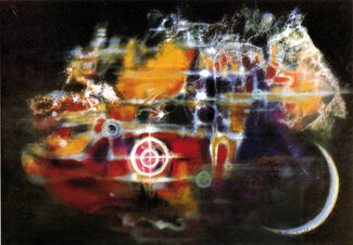 Aubrey Williams: Realm of the Sun, installation view