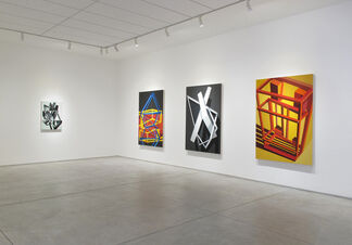 """Tommy Fitzpatrick - """"Cat's Cradle"""", installation view"""