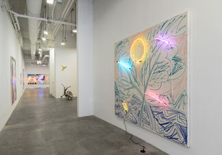 Group Show: School's Out!, installation view