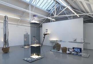 David Jablonowski - Hype Cycle, installation view
