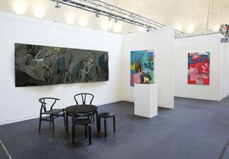 Galerie Kornfeld at VOLTA11 Basel 2015, installation view
