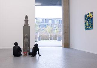 BE:YO:ND, installation view