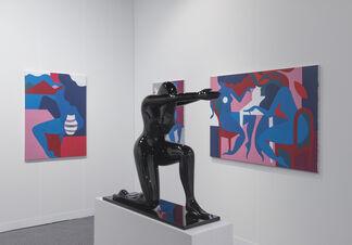 Joshua Liner Gallery at VOLTA NY 2018, installation view
