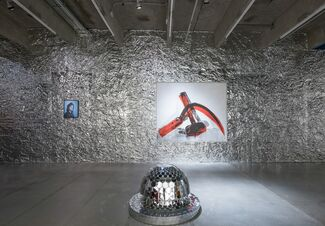 If our soup can could speak: Mikhail Lifshitz and the Soviet Sixties, installation view