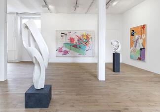 Spezifikation #22: Im Zweifel Täuschung | Julian Heuser, Björn Koop, Georg Scheele, installation view