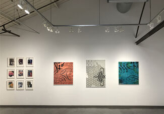 our mingling spirits, installation view