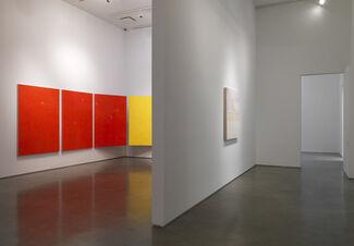 Pier Paolo Calzolari, installation view