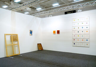 Galerie Christian Lethert at NADA New York 2014, installation view