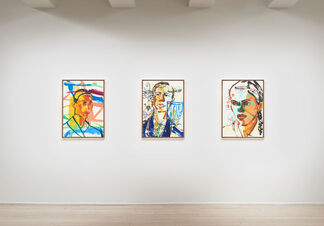 Pace Prints at IFPDA Fine Art Print Fair Online Fall 2020, installation view