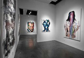 Creation Under Collapse, installation view