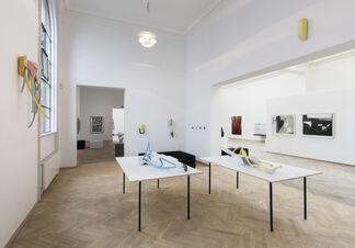 Galerie Anhava at CHART | ART FAIR 2017, installation view