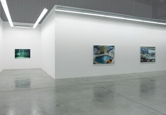 Out of Season, installation view