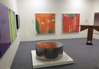 CYNTHIA-REEVES at Art Central 2015, installation view
